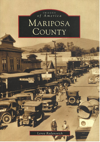 Mariposa County, Images of