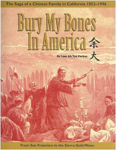 Bury my Bones in America