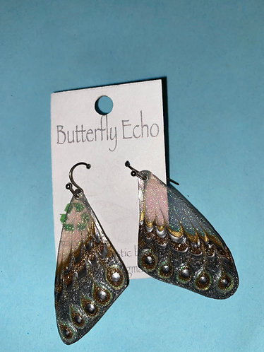 "Butterfly  Earrings - ""Fantasy 2"" Style"