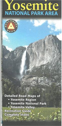 Maps - Yosemite National Park Area