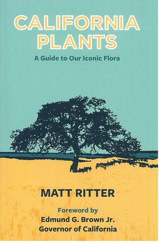 California Plants Book