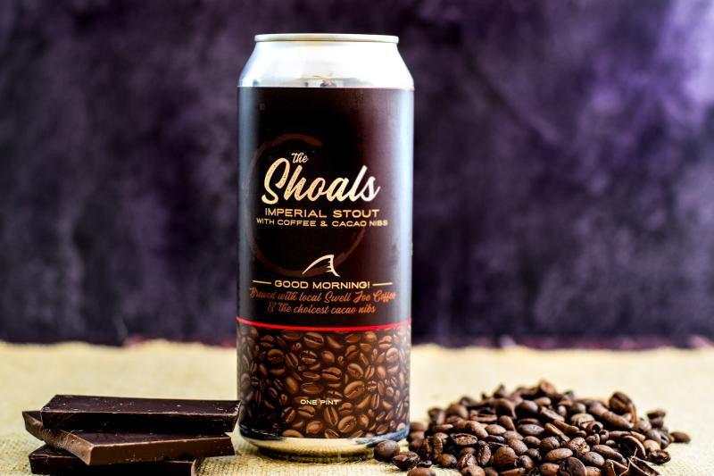The Shoals imperial mocha stout to be released Dec. 26