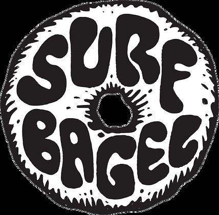Decal (B+W Circle Bagel)