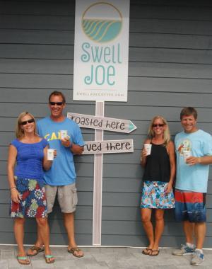 Swell Joe Coffee Company opens in Lewes