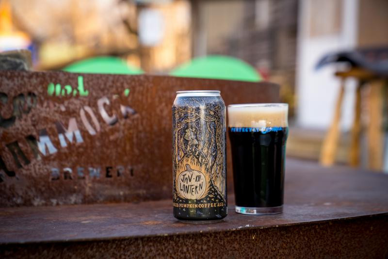 Crooked Hammock and Swell Joe Coffee partner for new fall brew