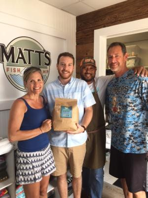 More Cape Region restaurants serving up locally-roasted Swell Joe Coffee