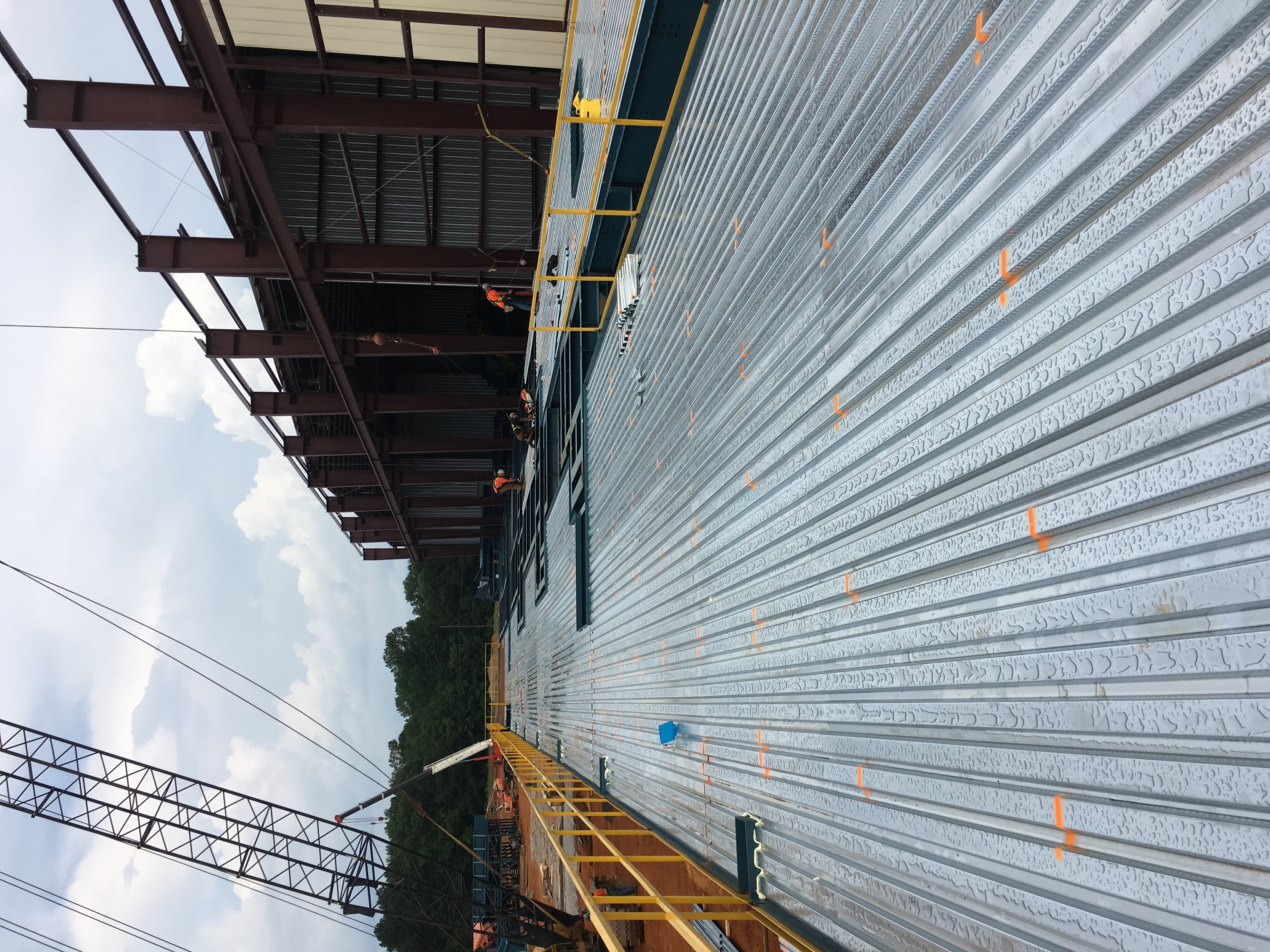 Biewer Lumber Mezzanine Newton MS