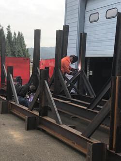 Jordan Lumber GA Carriage Edger Line
