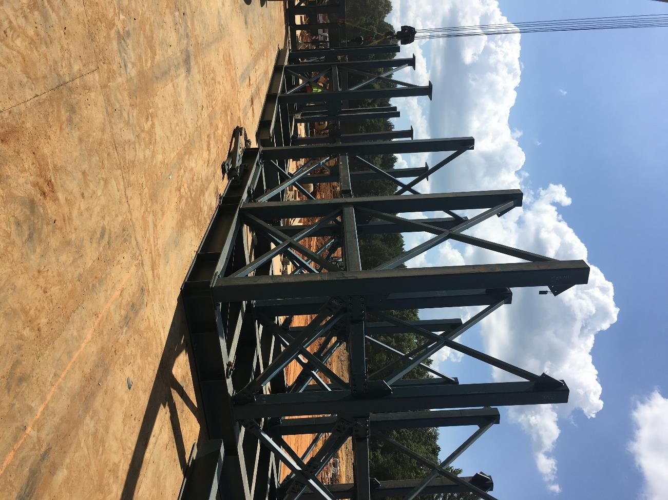 Jordan Lumber GA Carriage Edger Line