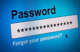 When not knowing your password works best