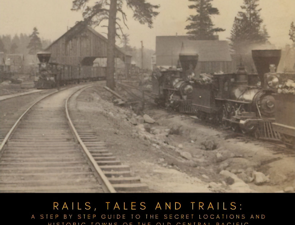 Vol.66 No.4Rails, Tales and Trails, Pt. 4of 4 Donner Summit to Nevada(Digital)