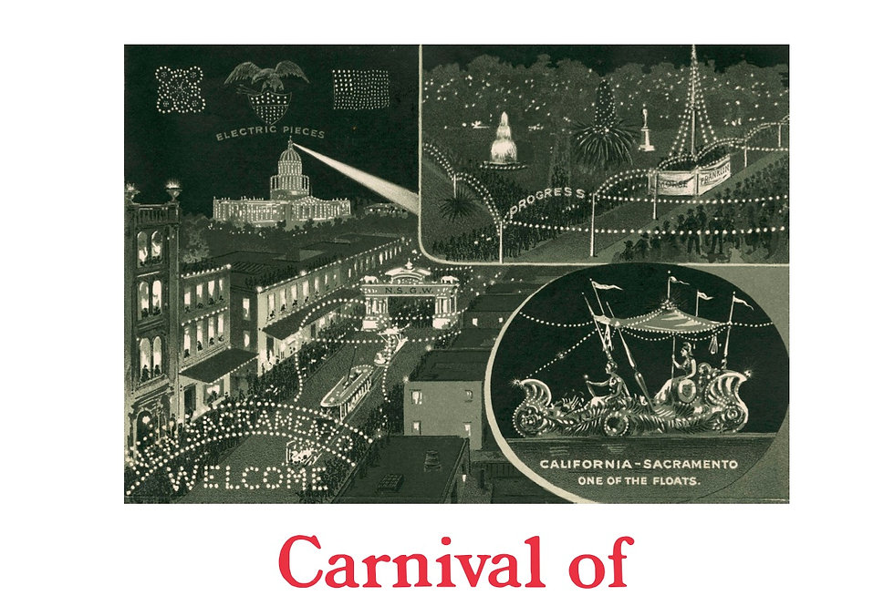 Vol.16 No.2 & 3 Carnival of Lights (Print Copy)