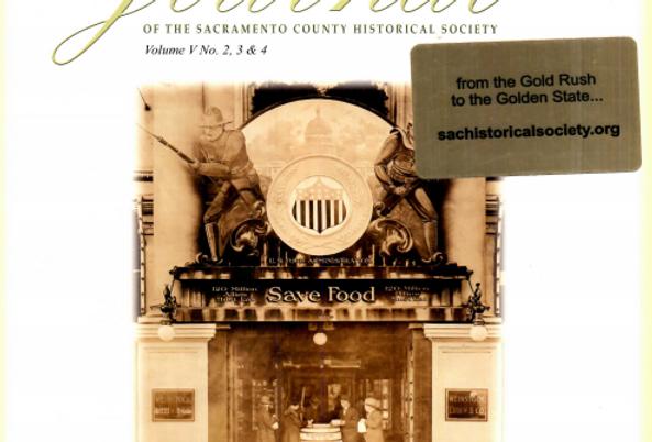 Vol.5 No.2, 3, & 4 Sacramento Department Stores (Print Triple Copy)
