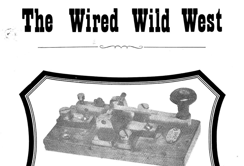 Vol.21 No.2 The Wired Wild West (Digital Copy)