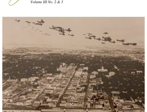 Vol.3 No.2 & 3 The Amazing Early History of Flight in Sacramento  (Print Copy)