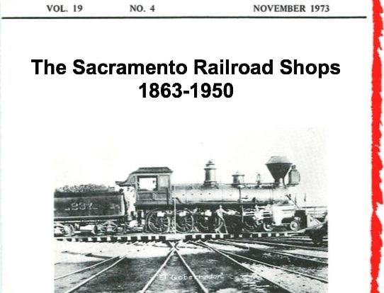 Vol.19 No.4 Railroad Shops 1863-1950 (Digital Copy)