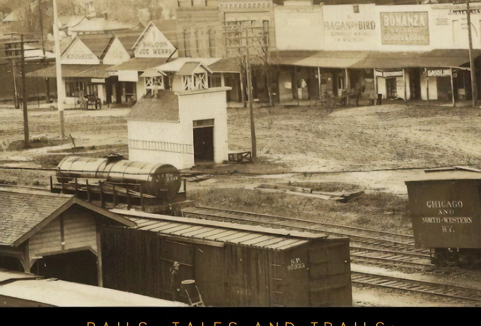 Vol.66 No.3Rails, Tales and Trails, Part 3of 4 Gold Country (Digital Copy)