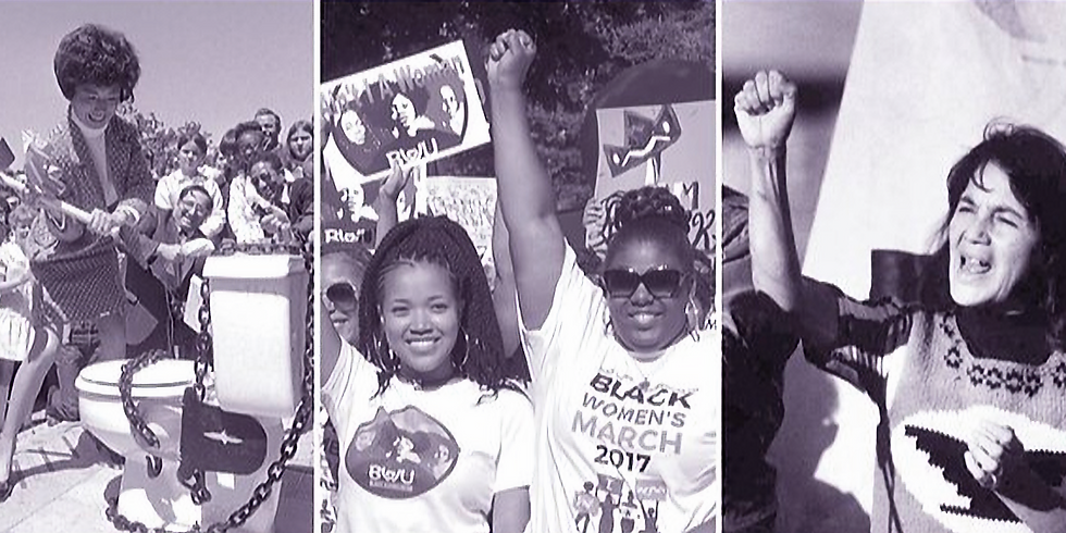 Paving the Way: Women's Struggle for Political Equality in California