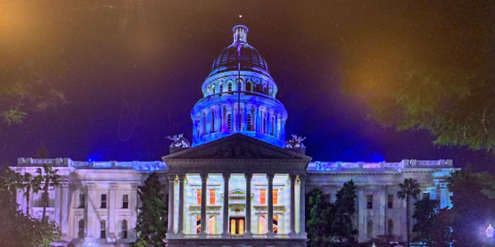 Secret Symbols & Mysteries of the California State Capitol