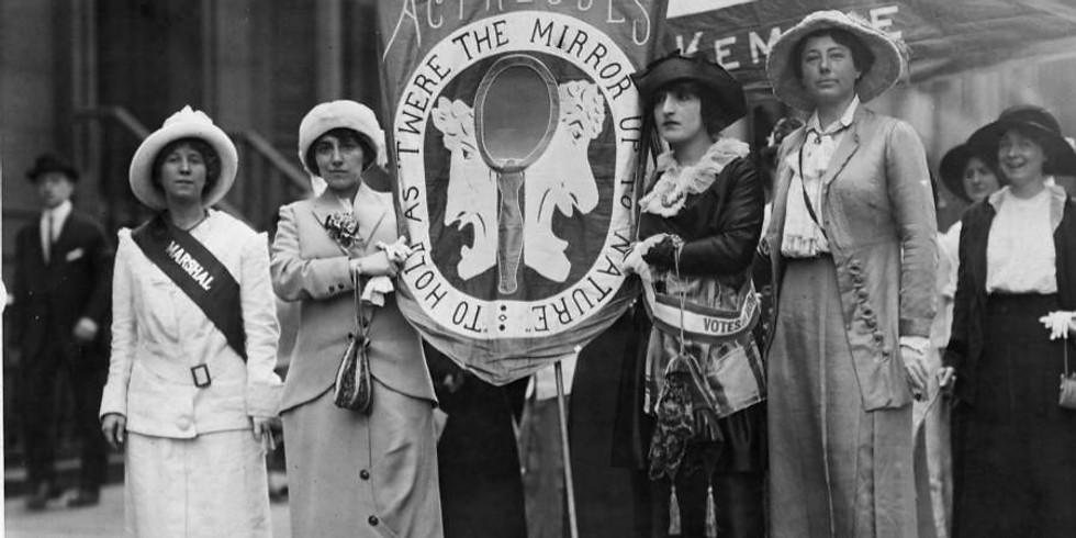 A Historical Centennial Women's Suffrage Celebration