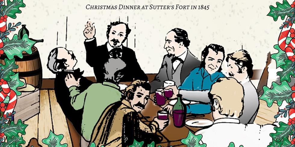 An Early California Christmas: Dinner & Show
