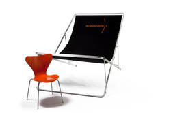 ChairIt with orange chair