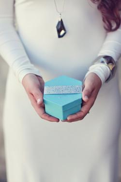 'Cosmic Love' Concept Wedding