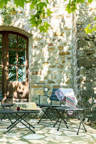 Petit déjeuner bastide domaine de Saint Quentin