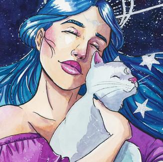 Goddess Stella & Castiel