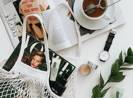 How to Create The Perfect Flat Lay