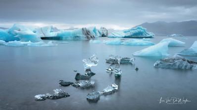 Iceland - Fjallsarlon
