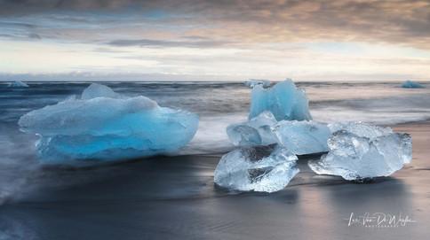 Iceland - The Diamond Beach