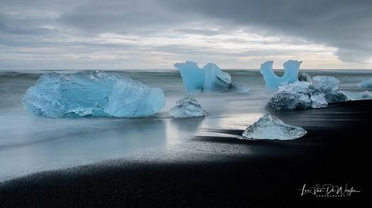 iIceland - The Diamond Beach
