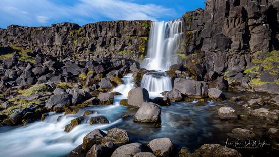 Iceland - Oxararfoss