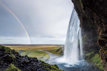 Iceland -Seljalandsfosse