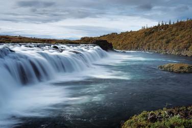 Iceland - Vatnleysufoss