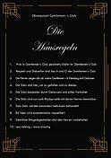 Die Hausregeln
