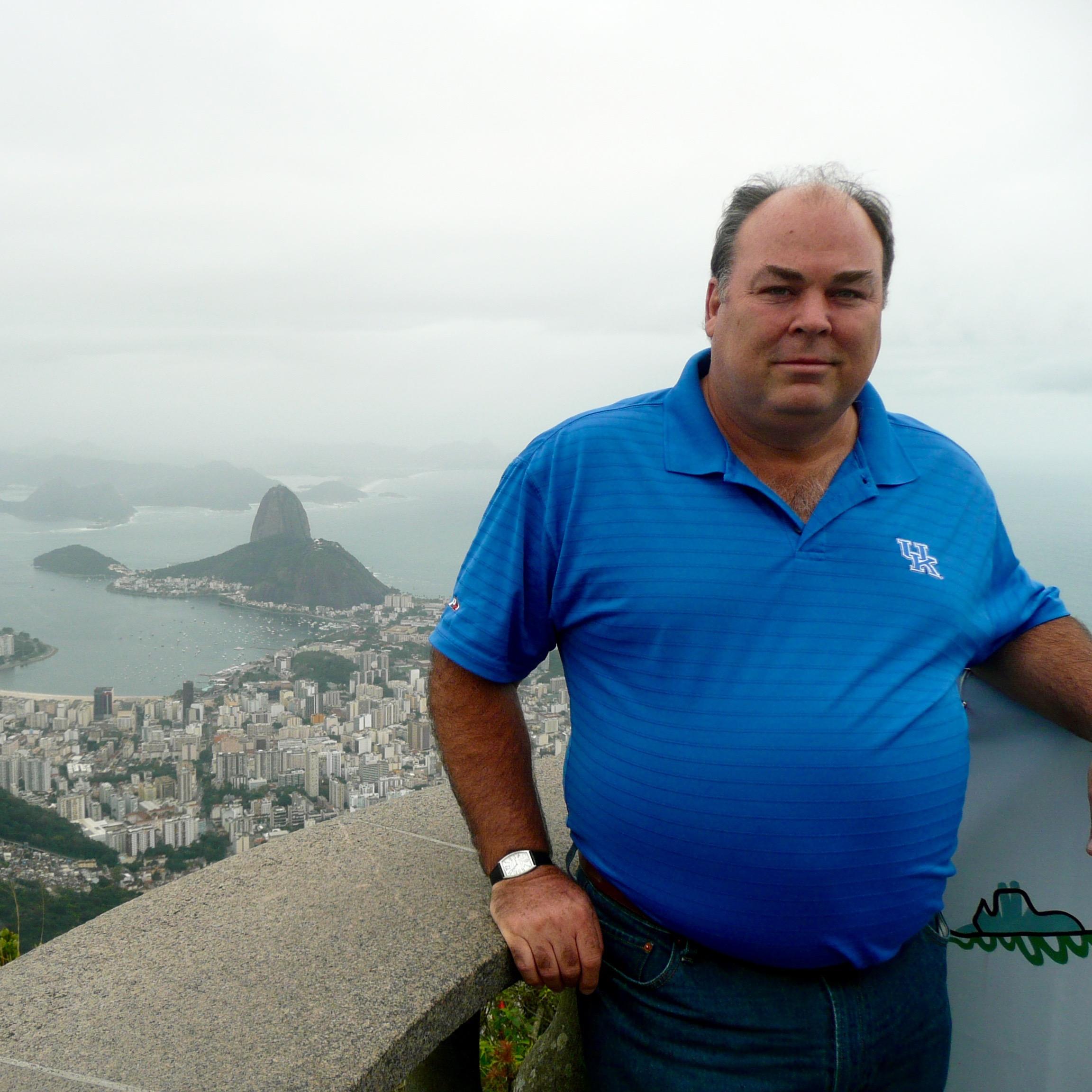 Ambassador Carey Cavanaugh in Rio
