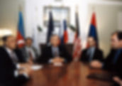 OSCE Key West Peace Talks on Nagorno Karabakh