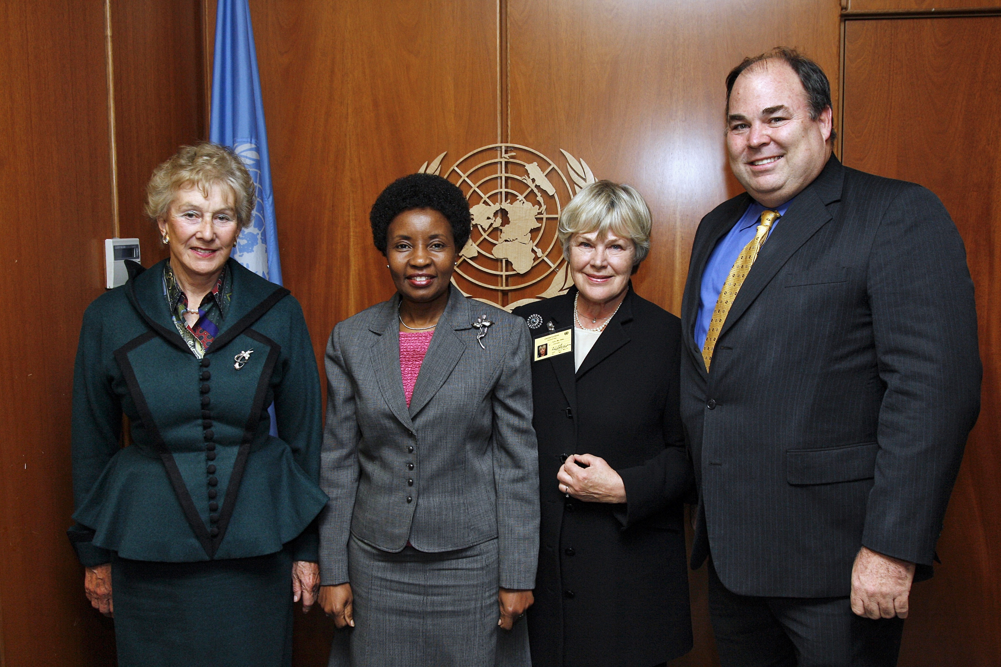 Lobbying for More UN Women Mediators