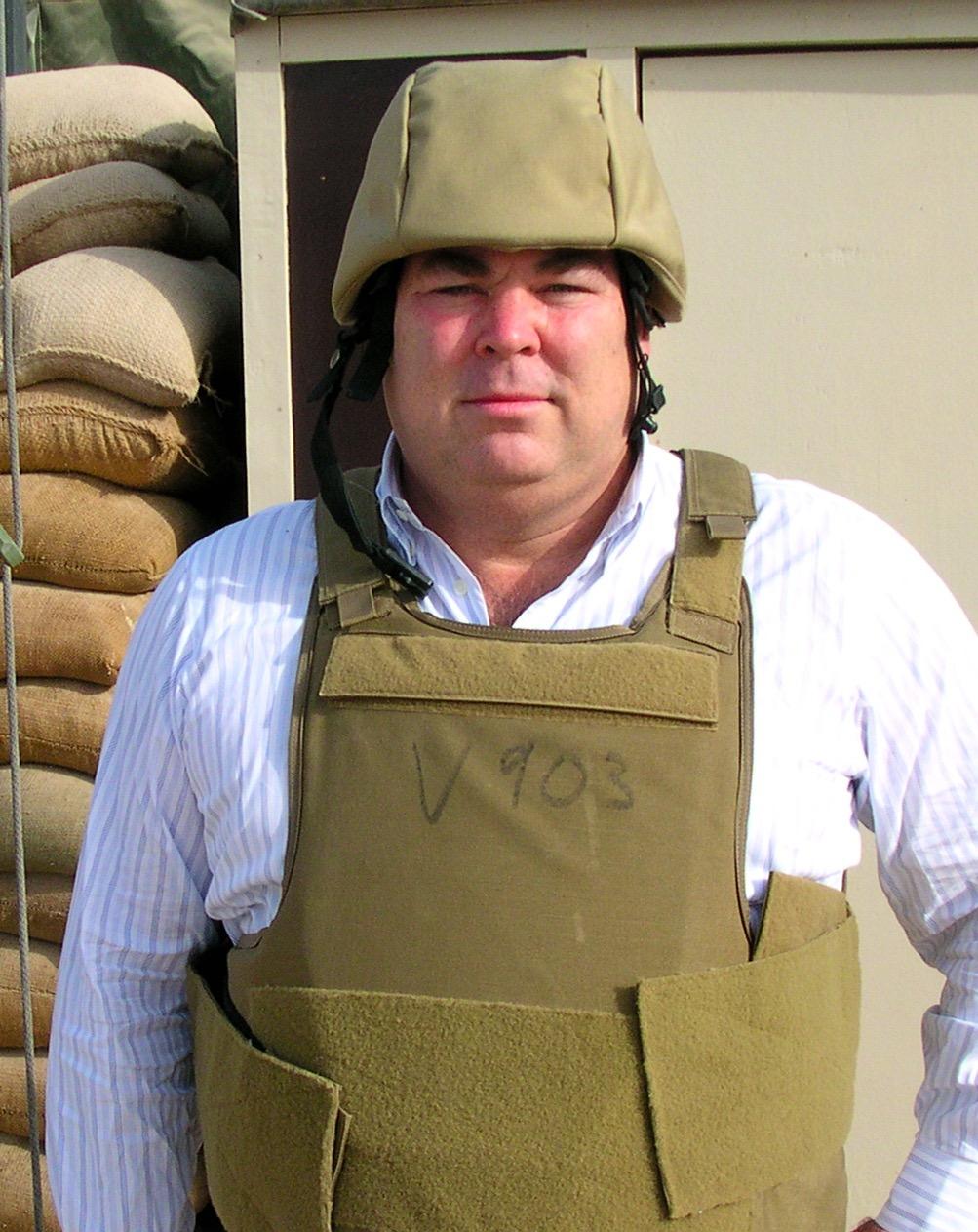 Camp Victory, Baghdad, Iraq
