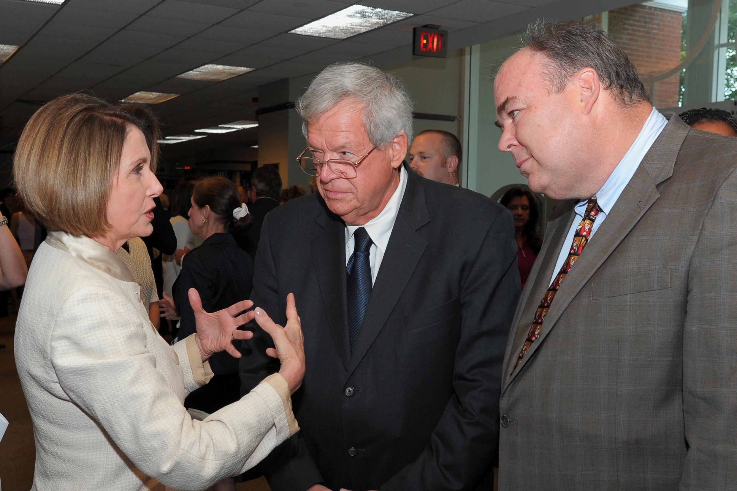 Pelosi, Hastert & Cavanaugh