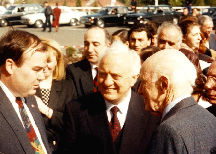 Opening of US Embassy in Georgia
