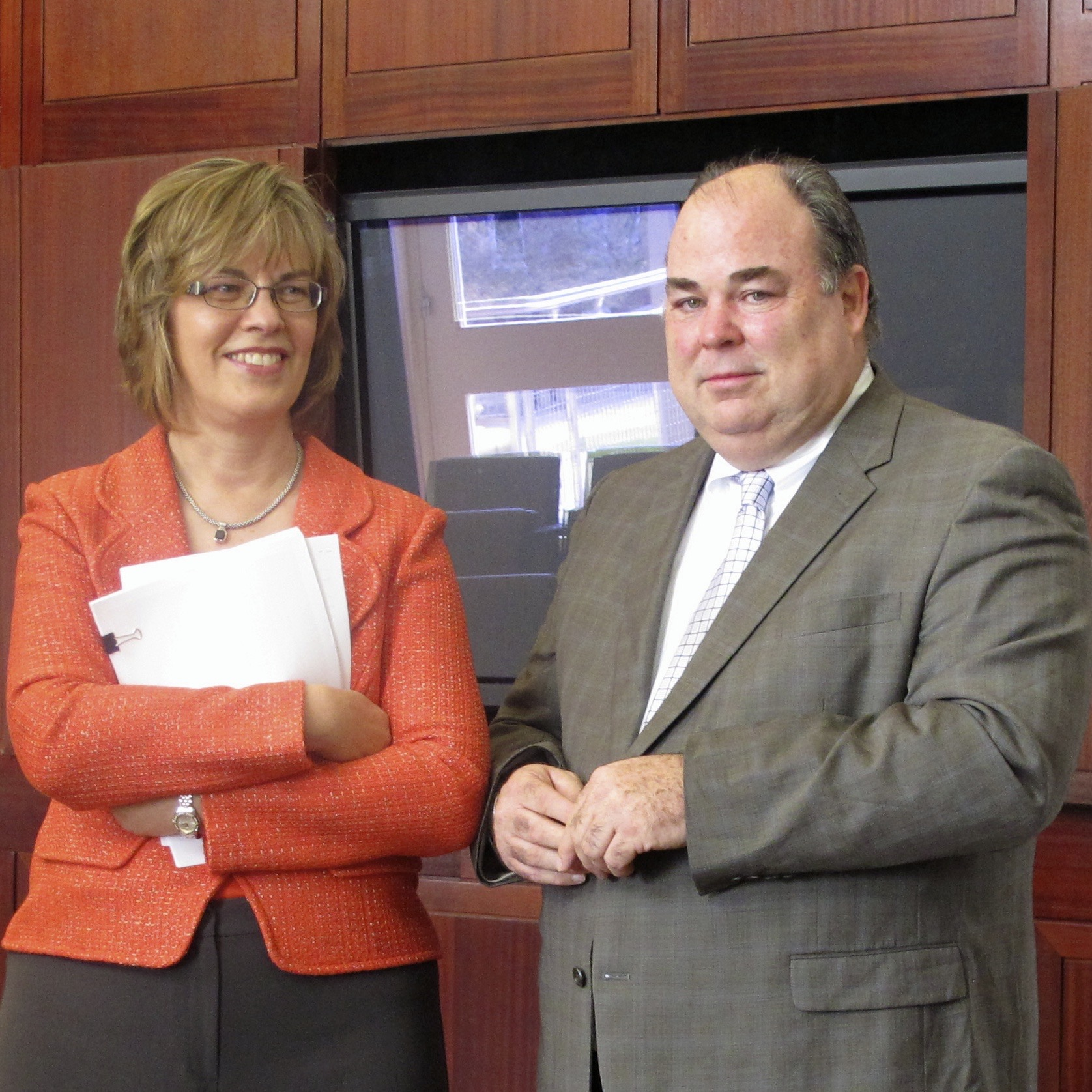 With Popeyes CEO Cheryl Bachelder