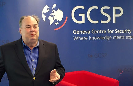 Ambassador Carey Cavanaugh, Geneva Centre Security Policy