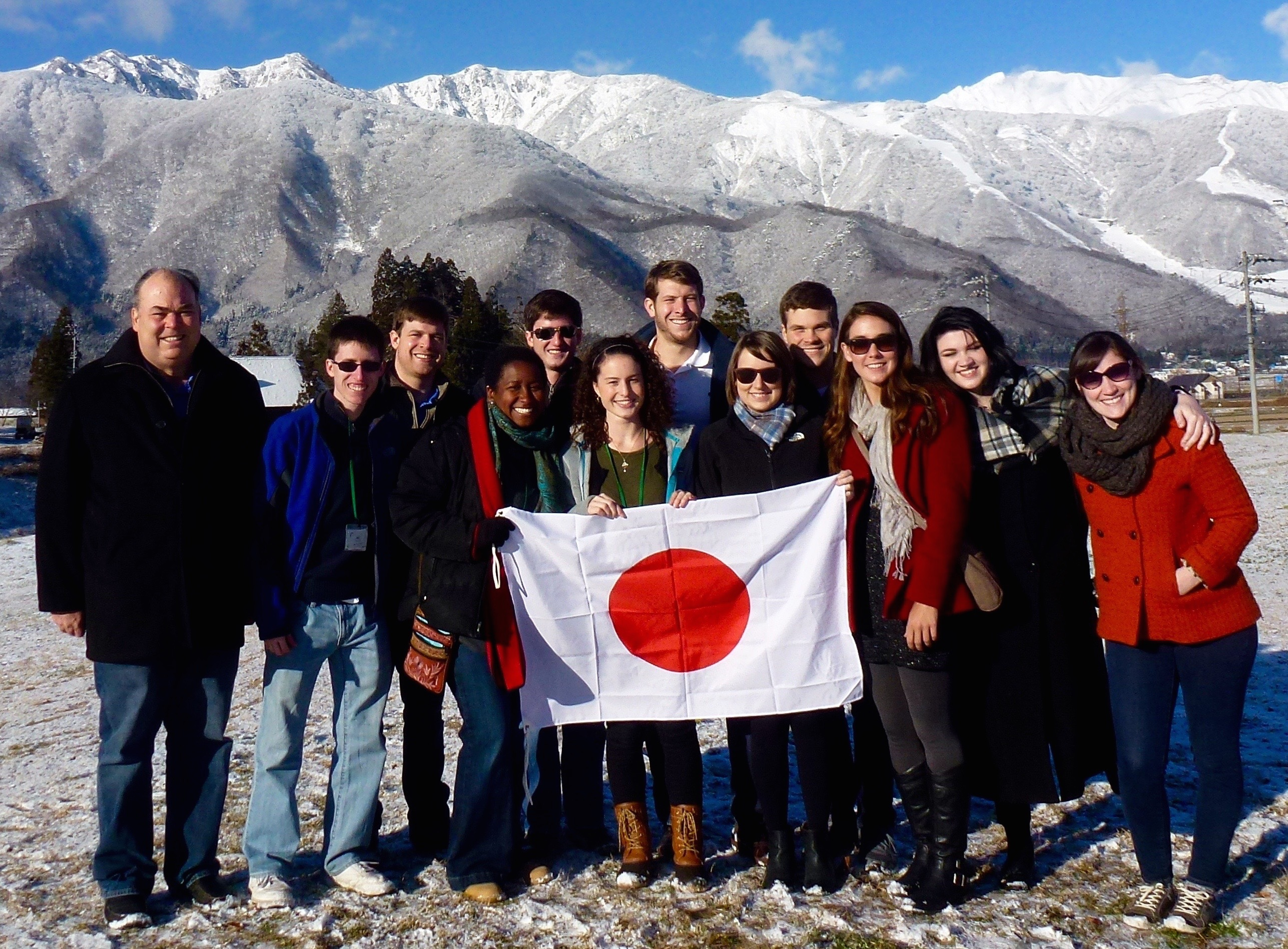 In Japan's Northern Alps