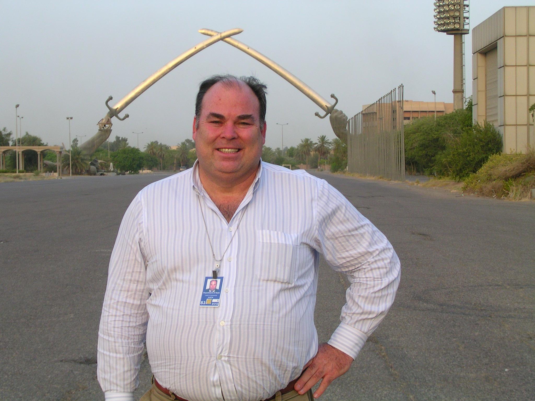 Green Zone, Baghdad, Iraq