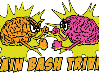 Brain Bash Trivia is BACK ON THE WEB!!!!