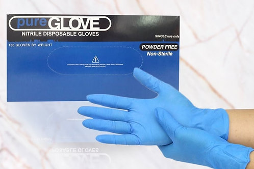 Pure Glove Nitrile Disposable Gloves