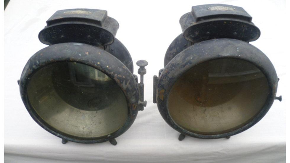 Willocq Bottin Headlamps